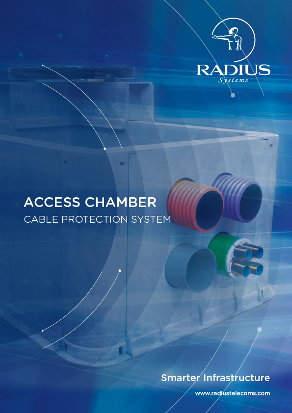 Radius Systems - Access Chambers Brochure